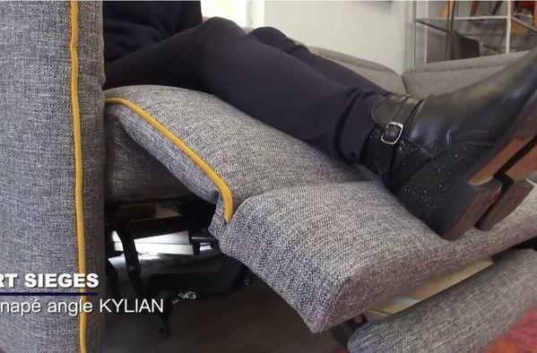 Canapé d'angle KYLIAN