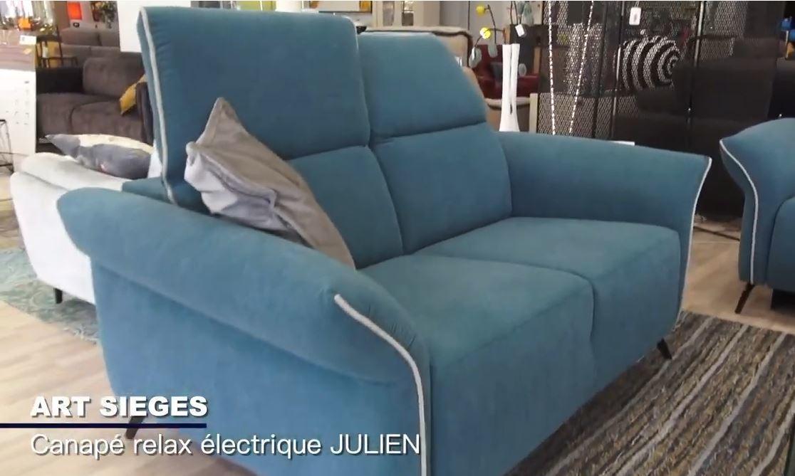 Canapé Relax Julien modèle 1