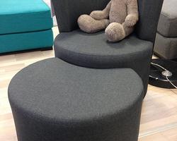 ART SIEGES - CHALON-SUR-SAONE - Personnalisation de fauteuils.