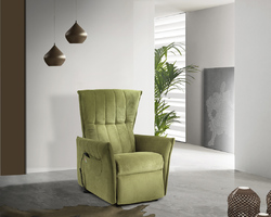 Fauteuil relaxant Pupilla position assise.